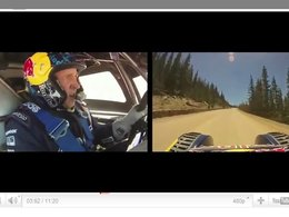 [vidéo] Pikes Peak 2011 : Rhys Millen nous invite dans son Hyundai RMR