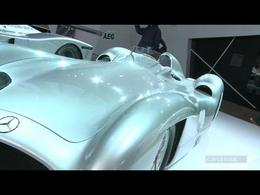 Vidéo en direct de Rétromobile 2014 - Mercedes ou 120 ans de succès en sport automobile