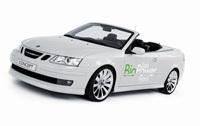 Saab dévoile son premier cabriolet hybride