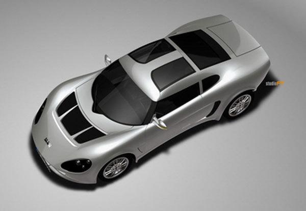Melkus RS2000 : la version finale