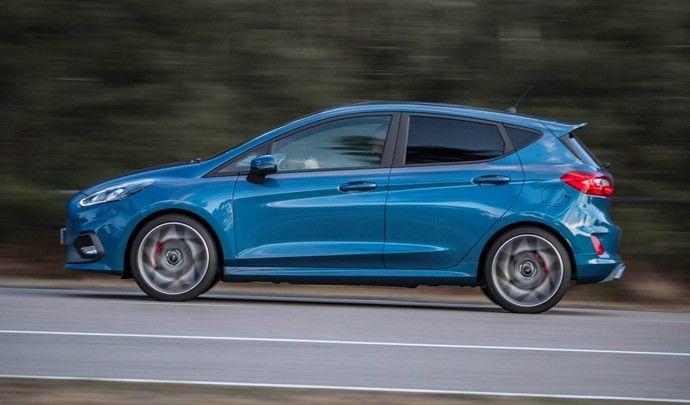 Ford nous prépare-t-il une Fiesta RS ?