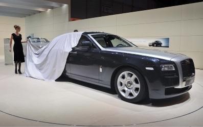 V12 6.6l 507 ch pour la Baby Rolls Royce 200 EX