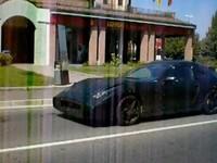 [Vidéo] Serait-ce la remplaçante de la Ferrari 612 Scaglietti ?