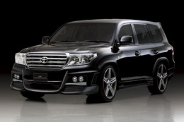 Toyota Land Cruiser Black Bison par Wald : tendance boving