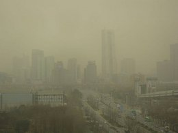 La pollution de l'air augmente le risque de suicide