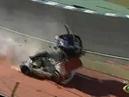 [Vidéo] Incroyable crash dans une course de camions brésilienne : un Volvo décapité