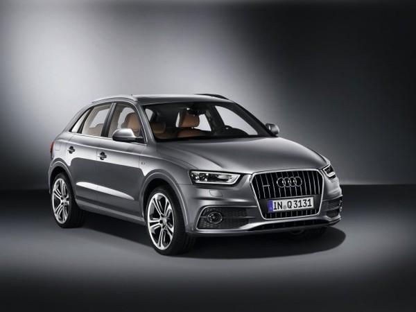 Audi Q3: une déclinaison sportive avant l'automne... 2012