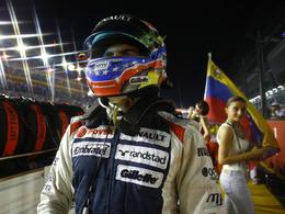 F1/GP Singapour - Héros d'aujourdhui: Pastor!