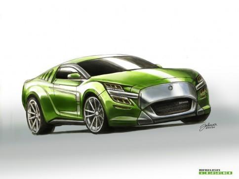 Bossco Concept: pourquoi choisir entre une Camaro et une Mustang?