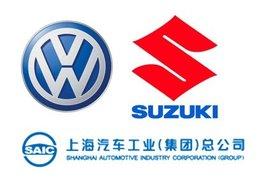 VW avec Suzuki et SAIC pour déferler sur la Chine