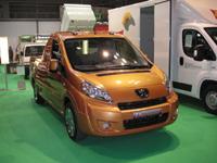 En direct de Transpotec: Peugeot Expert Durisotti Show Car