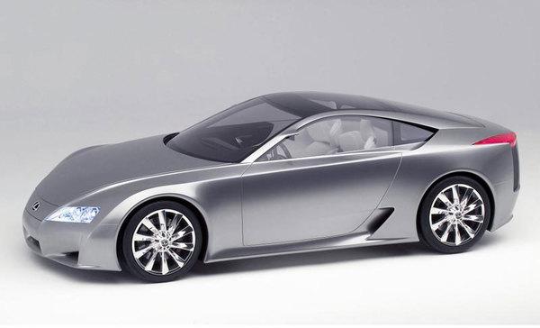 Une rivale pour la 911 Turbo chez Lexus