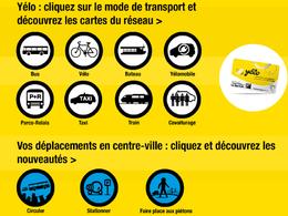 Une solution complète de mobilité urbaine à La Rochelle : le  réseau  Yélo