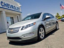 Le prix de vente de la Chevrolet Volt ? 41 000 dollars