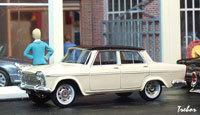 Miniature : 1/43ème - FIAT 2300