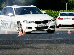 BMW soutient les stages de conduite via sa fondation