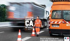 Sécurité routière : attention aux agents des routes