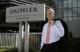 Daimler-Chrysler devient Daimler AG