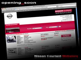 Nissan passe aux choses sérieuses sur le Net