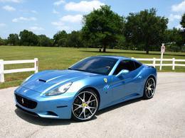Ferrari California UItimate Audio, seulement du look, et c'est déjà pas mal !