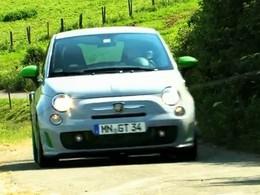 Fiat 500 abarth G-Tech , jusqu'à 275 chevaux ! (vidéo)