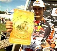 Vidéo : le titre mondial MX2 de Marvin Musquin en images