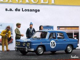 Miniature : 1/43ème - RENAULT R8 Gordini