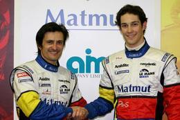 LMS et 24h du Mans : Bruno Senna et Stephane Ortelli sur la 2eme Courage-Oreca