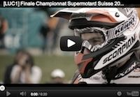 Supermotard: le team Luc1 à Frauenfeld (vidéo)