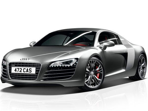 Audi UK célèbre ses 10 victoires aux 24h du Mans avec une R8 V8 spéciale