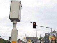 Radar de feu rouge : 10 fois plus d'accidents sur la N6