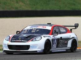 Porsche Panamera S N.Technology: la suite du programme