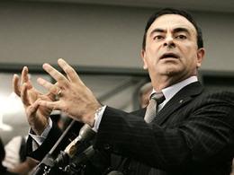 Carlos Ghosn (9.6 millions €) est-il le patron automobile le mieux payé ?