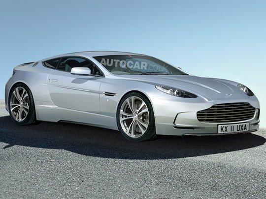 La future Aston Martin DB9 est confirmée