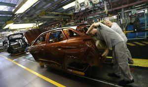 Peugeot recrute un millier d'intérimaires pour faire face au succès du 3008