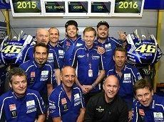 Vidéo - Valentino Rossi: heureux de repartir pour deux ans en Moto GP