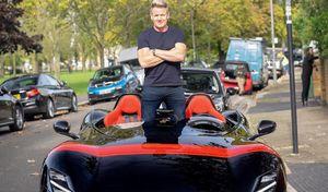 Gordon Ramsay craque pour une Ferrari Monza SP2