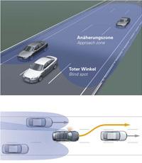 Audi récompensé pour son système Side Assist