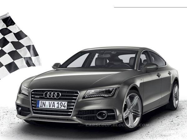 Audi A7 Sportback S-Line : en attendant la S7