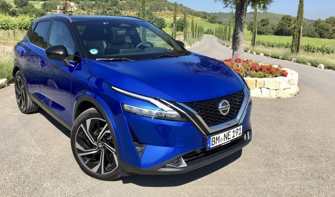 Essai - Nissan Qashqai (2021) : adieu le diesel, bonjour la microhybridation