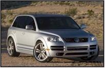 La vision du VW Touareg par HPA