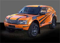Rallye-raid: nouveau Bowler Nemesis [+ vidéo]