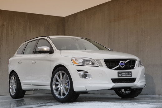 volvo xc60 par heico sportiv un fjord plus tr s nature. Black Bedroom Furniture Sets. Home Design Ideas