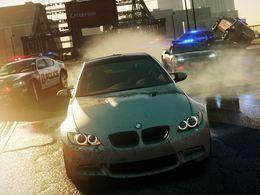 Need For Speed Most Wanted se dévoile un peu plus