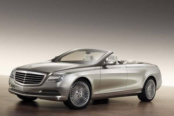 Ocean Drive : Mercedes cultive l'élégance