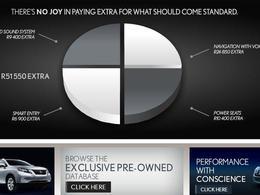 Pub : Lexus se moque d'Audi, BMW et Mercedes