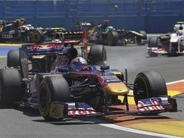 Toro Rosso va se concentrer sur 2012
