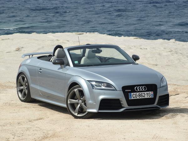 Essai vidéo - Audi TT RS Plus : le chant du cygne