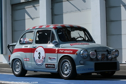 Photos du jour : Abarth 1000 TC