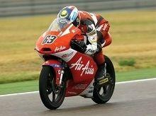 Moto 3 - Malaisie Qualifications: Sepang en rêvait Zulfahmi Khairrudin l'a fait !
